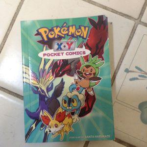Pokémon Pocket Comics X And Y for Sale in Pico Rivera, CA