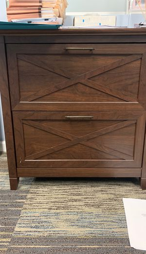Two used lateral file cabinets. for Sale in Coronado, CA