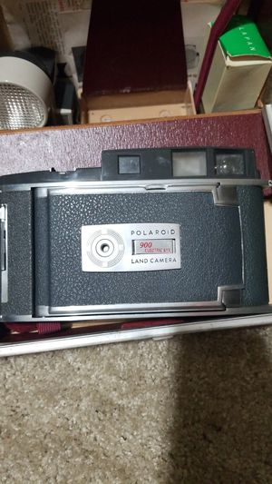 Polaroid 900 Electric Eye Land Camera for Sale in Portland, TX