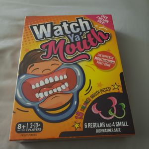 Watch your mouth board game for Sale in New Egypt, NJ