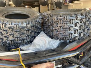 Quad back tires for Sale in Phoenix, AZ