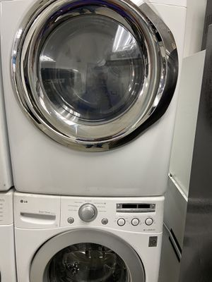 Washer LG electric dryer Samsung for Sale in Lawrence, MA