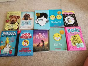 Middle school readers books for Sale in Hudson, NH