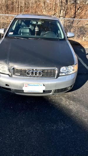 2003 Audi A4 Quattro 1.8T for Sale in Uxbridge, MA