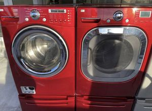 Lg washer and dryer set for Sale in Atlanta, GA