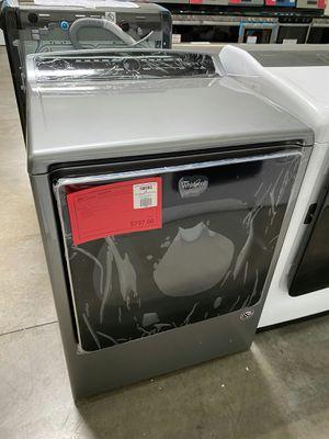 New Whirlpool Gas Dryer On Sale 1yr Factory Warranty for Sale in Gilbert, AZ