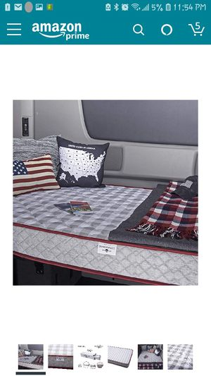 Mobile Innerspace Truck Luxury Mattress, 32 by 79 by 6.5-Inch for Sale in Sacramento, CA