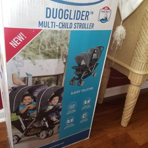 graco double stroller new for Sale in Virginia Beach, VA