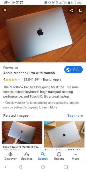 laptop for Sale in Irvine, CA