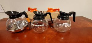 Coffee Carafes - Qty 5 - New and Like New for Sale in Lynnwood, WA