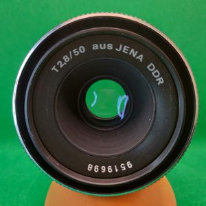 AUS JENA DDR 50MM F2.8 VINTAGE LENS for Sale in Los Angeles, CA