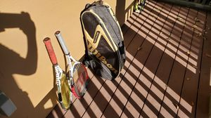 Wilson Tennis Racquet and Bag for Sale in Mountain View, CA