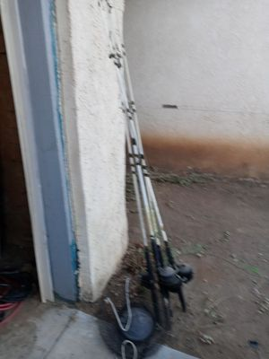 Fishing poles for Sale in Riverside, CA