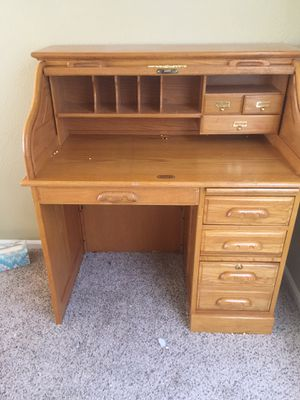 Roll top desk for Sale in Colorado Springs, CO