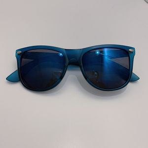 Blue Mirrored Sunglasses for Sale in Seattle, WA