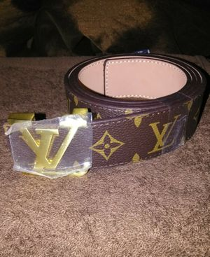 ea0f3cc3f6aa Brand new Louis Vuitton Supreme belt for Sale in Las Vegas
