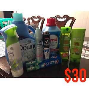 Laundry Detergent & Hygiene for Sale in Pasadena, TX