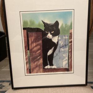"""""""Who Goes There?"""" Limited Edition By Drew Strouble for Sale in Vero Beach, FL"""
