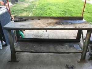 Free steel table for Sale in Phoenix, AZ