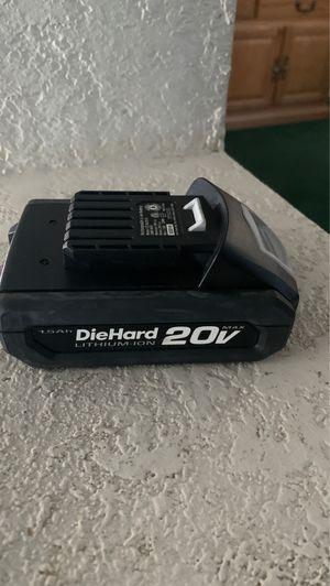 Tools battery for Sale in San Bernardino, CA