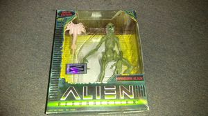 hasbro Alien Resurrection 1997 20th Century Fox Corporation Movie Edition newborn alien action figure to Mint still in box asking 60 or OBO for Sale in St. Louis, MO