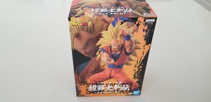 Dragonball Z Super Saiyan 3 Goku Collectible Figure for Sale in Corona, CA