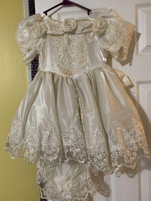 Toddler flower girl dress for Sale in Laurel, MD