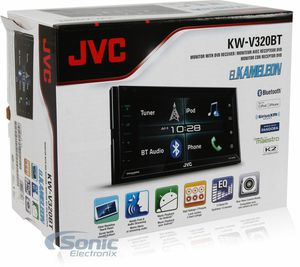 Jvc Hi End Bluetooth Touchscreen DVD 📀 brand new for Sale in Riverside, CA