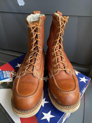 "Thorogood 8"" American Heritage Steel Toe Work Boots 10.5 Wide EE - $170 (Gresham) for Sale in Boring, OR"