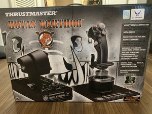 Thrustmaster Hotas Warthog PC/Windows BRAND NEW Throttle Joystick! for Sale in Los Angeles, CA