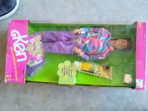 Ken Totally Hair Collector Barbie for Sale in Hutto, TX