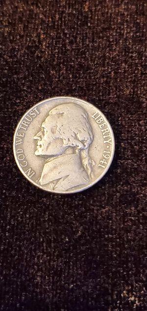 Rare 1941 Jefferson Nickel for Sale in N REDNGTN BCH, FL