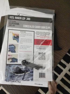 Lcp380 clipdraw for Sale in Fresno, CA