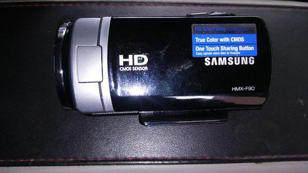 Samsung Hmx-F90 (Camcorder)