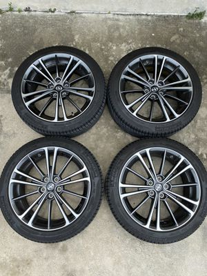 FRS Rims + Tires 17x7 5x100 for Sale in Sebring, FL