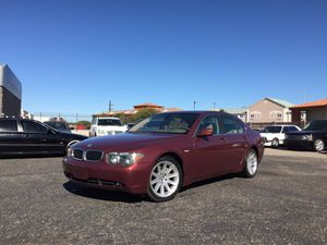 2004 BMW 745i only 99k miles! Clean title No issues for Sale in Tucson, AZ