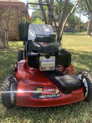 Toro 22 Nueva de transmisión for Sale in Irving, TX