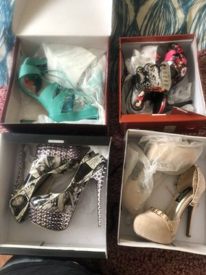 Brand new women sizes 6 heels for Sale in Tampa, FL