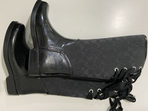Coach boots for Sale in Franklin, WI