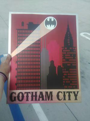 Batman picture for Sale in Chino Hills, CA