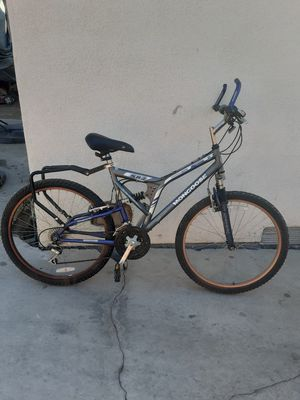 MONGOOSE FULL SUSPENSION BIKE WITH SHIMANO COMPONENTS for Sale in Los Angeles, CA