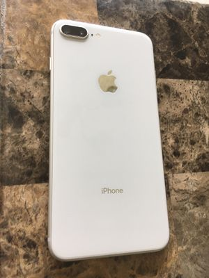 iPhone 8 Plus Pearl White T-Mobile and Metro pcs for Sale in Lynwood, CA