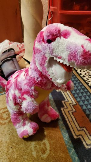 Kids dinosaur plush toy or stuffed animal for Sale in Coral Springs, FL