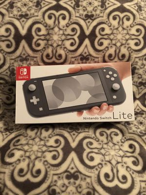 Nintendo switch lite with game for Sale in San Antonio, TX