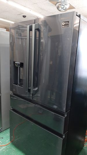 Samsung Black Stainless Frenchdoor for Sale in Fort Worth, TX