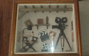 Wall decor cute for movie room for Sale in San Diego, CA