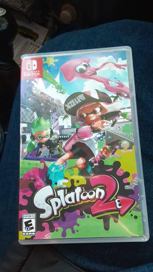 Splatoon 2 for Sale in Spokane, WA