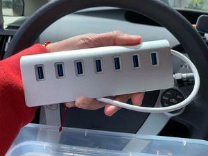 7-Port High Speed USB Hub for Sale in Vero Beach, FL