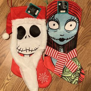 Disney Nightmare Before Christmas Decorations for Sale in East Los Angeles, CA