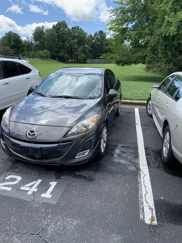 2010 Mazda 3 clean title no mechanical issues